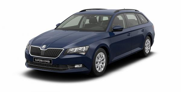 Škoda Superb Combi Active