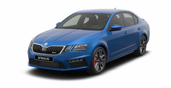 Škoda Octavia RS Plus