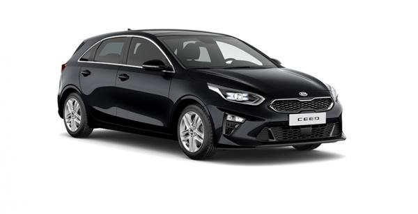 Kia Ceed Silver + Silver Pack