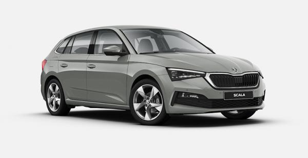 Škoda Scala Style
