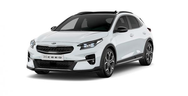 Nová Kia XCeed Gold