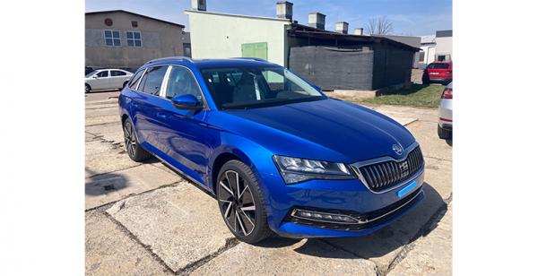 Škoda Fabia Ambition Plus