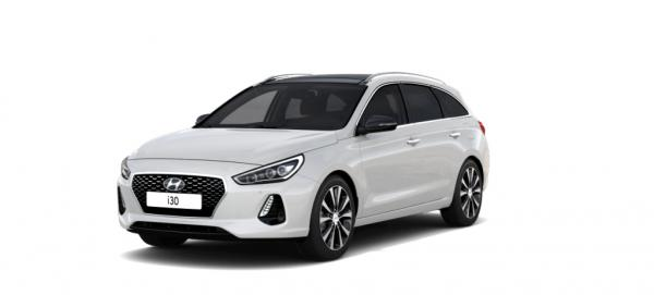 Hyundai i30 Kombi Family 7DCT
