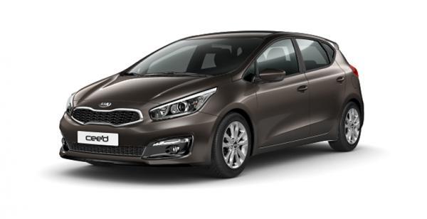 Kia Cee'd Silver Edition