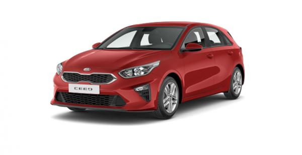 Kia CEED AT Gold + NAVI