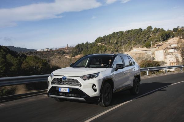 Toyota RAV4 Selection