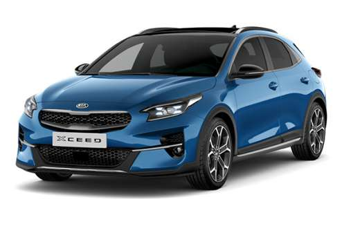 Nová Kia XCeed Platinum AT