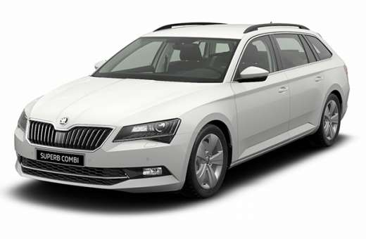 Škoda Superb Combi Ambition