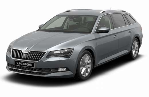 Škoda Superb Combi Business DSG