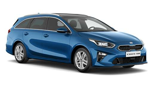 Kia Ceed SW Silver + Silver Pack