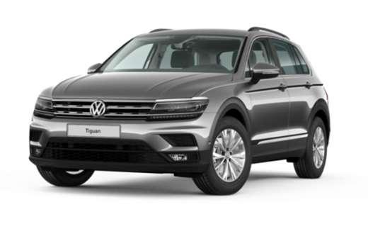 Volkswagen Tiguan Edition Comfortline 4MOT 7DSG