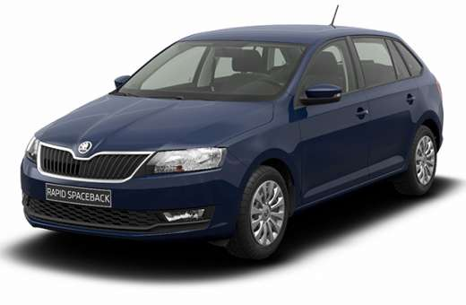 Škoda Rapid Spaceback Active Plus