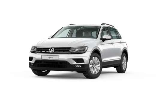 Volkswagen Tiguan Ed. Comfortline