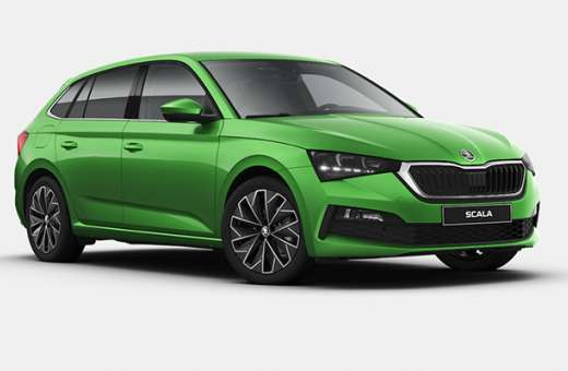 Škoda Scala Ambition Sport
