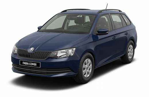 Škoda Fabia Combi Active Plus