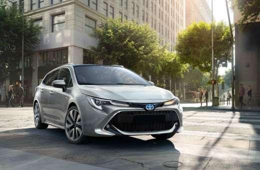 Toyota Corolla Touring Sports Comfort