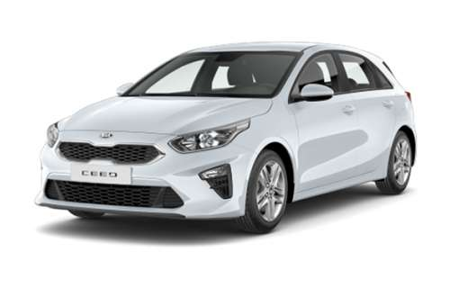 Kia CEED AT Gold + LED + NAVI