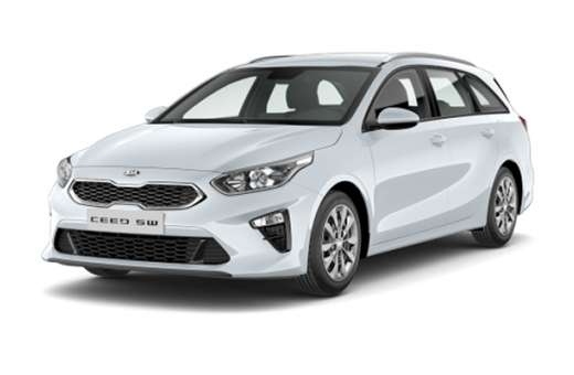 Kia CEED SW + Silver Pack