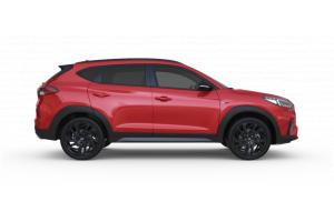 Nový Hyundai Tucson N Line+ 4x4