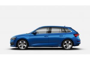 Škoda Scala Style Dynamic DSG