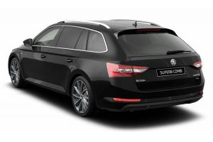 Škoda Superb Combi L&K DSG 4x4