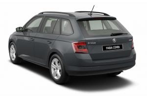 Škoda Fabia Combi Style