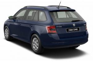 Škoda Fabia Combi Active Plus