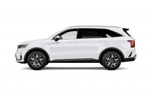 Kia Sorento Hybrid Silver 4x4 AT